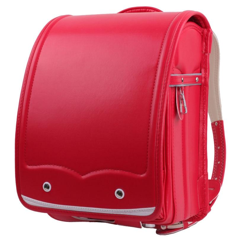 New Primary School Schoolbag Boys Girls Backpack 1-3-6 Grade Kids Backpacks Waterproof Japanese Book Bags