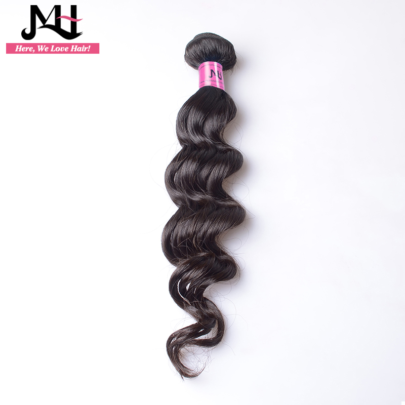 Hair Extensions & Wigs Jvh Peruvian Kinky Curly Hair Extensions 100% Human Hair Weave Bundles Natural Color Remy Hair 14inch-26inch