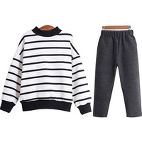 2019 Girls Clothes Sets Long Sleeve Toddler Outfits Suits Children's Clothing Girls Sport Suit Kids Clothes Tracksuits For Girls