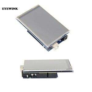 Image 4 - 3.95 Inch 320*480 Tft Kleuren Lcd Display Module Scherm ST7796S Drive Board Met Touch Panel Voor Arduino Uno mega2560