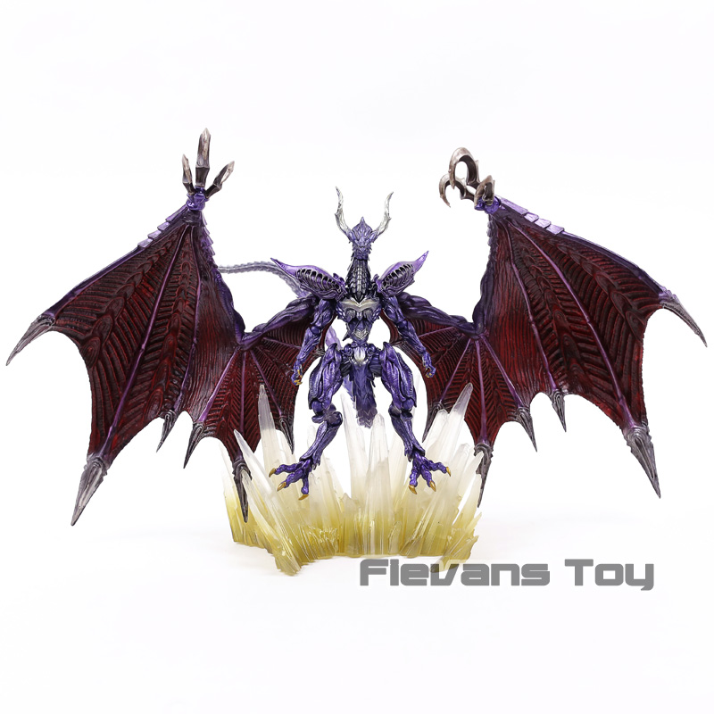 Paly Arts Kai Bring Arts Final Fantasy XIV FF14 Bahamut PVC Action Figure Collectible Model Toy фата jewelry arts and liberal arts 0661