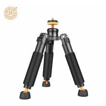 QZSD Q178 Портативный Свет Настольный Мини-Штатив Монопод База Unipod Поддержка Штатив Стенд для DSLR SLR Видеокамеры Нагрузки 3 КГ