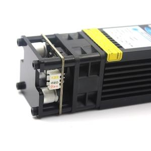 Image 4 - Oxlasers yüksek güç 12V 3PIN 15W 15000mW mavi lazer kafası DIY lazer gravür ve CNC kesim lazer modülü ücretsiz kargo
