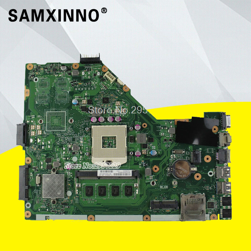 X55C Motherboard REV:4.1-4GB For ASUS X55VDR X55V X55C laptop Motherboard X55C Mainboard X55C Motherboard test 100% ok цены