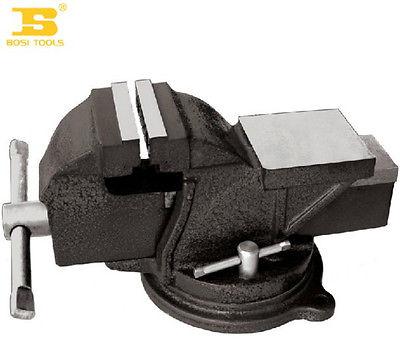 12 HT150 Iron Heavy Duty Vise With Anvil Sprayed Bench Vise Table Vise дырокол deli heavy duty e0130