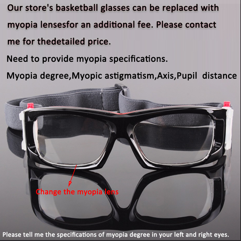e434064e9e high quality tennis soccer football Basketball sports goggle glasses ...
