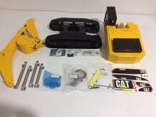 New!!!1/12 Scale Rc Hydraulic excavator 339HL PRO Empty Version