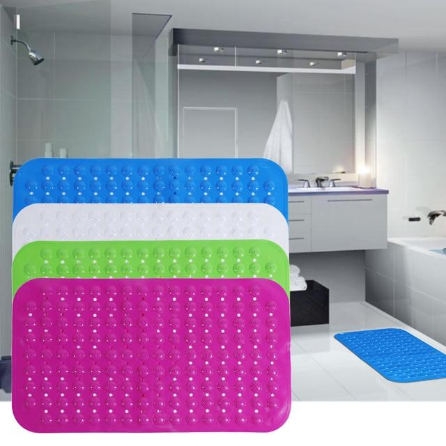 Rutschfeste PVC Badezimmermatte hochfesten Sog Badezimmer Dusche ...