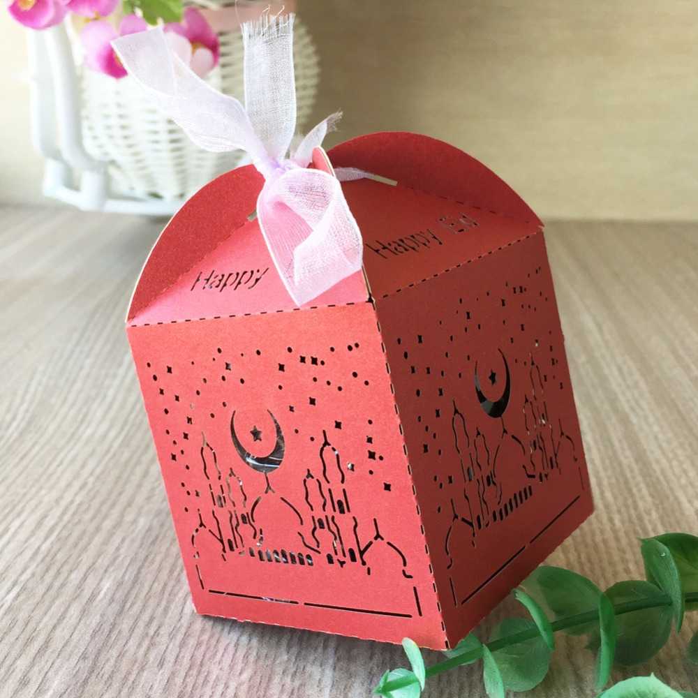 Amazing Happy Eid Al-Fitr Decorations - 100Pcs-Happy-Eid-Celetrate-Ramadan-Eid-al-Fitr-holiday-Party-Dinner-Decoration-Candy-Gift-Favor-Box  Picture_993612 .jpg