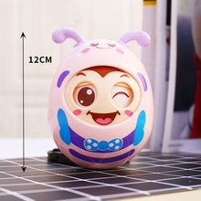 Funny Cat Toys Interactive Intelligence Tumbler Cute Squeaky Puppy Toy Dog Games Juguetes Perros Pet Supplies Petshop 50DC0022