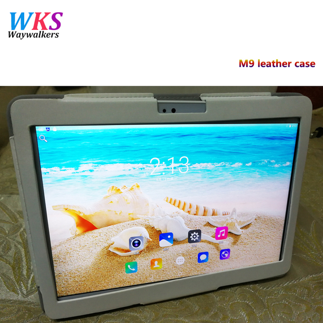 Free shipping 10.1 -inch tablet case Waywalkers M9 Our special case M9 Cover tablet pc Protective sleeve M9 Case