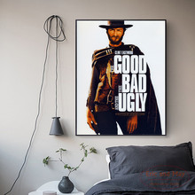 The Good, Bad, And the Ugly Canvas Prints Modern Painting Posters Wall Art Pictures For Living Room Decoration No Frame