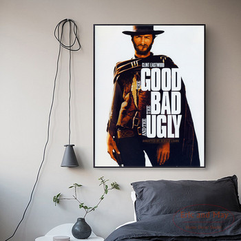 The Good, The Bad, And the Ugly Canvas Prints Modern Painting Posters Wall Art Pictures For Living Room Decoration No Frame cox t the good the bad and the furry