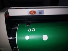 China Factory Price 720MM Lable Sticker Cutter Office Equipment Graphic Vinyl Cutting Plotter