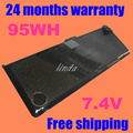 """JIGU Free shipping! Laptop Battery for Apple A1309 MacBook Pro 17"""" A1297 MC226*/A MC226CH/A MC226J/A MC226LL/A KB5018"""