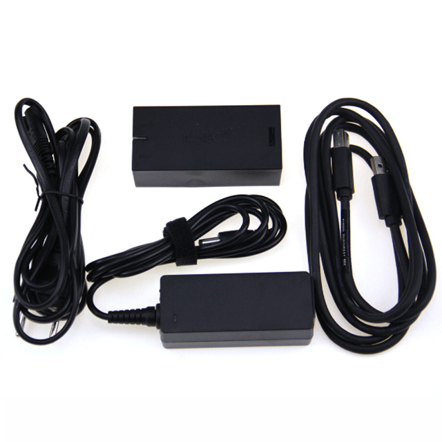 New USB 3.0 Adapter for XBOX One S SLIM/ ONE X Kinect Adapter New Power Supply Kinect 2.0 Sensor For Windows 8//8.1/10