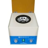 80 2 elektrische medizinische labor zentrifuge einstellbare blase timing trennung funktion liefern prp trennung serum zentrifuge-in Prüfgeräte aus Werkzeug bei