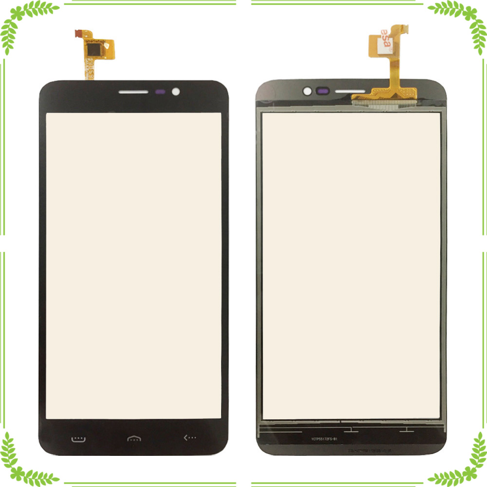 For <font><b>Homtom</b></font> HT27 Touch Screen Digitizer Glass Panel Replacement for <font><b>Homtom</b></font> <font><b>HT</b></font> <font><b>27</b></font> Touch 1pc image