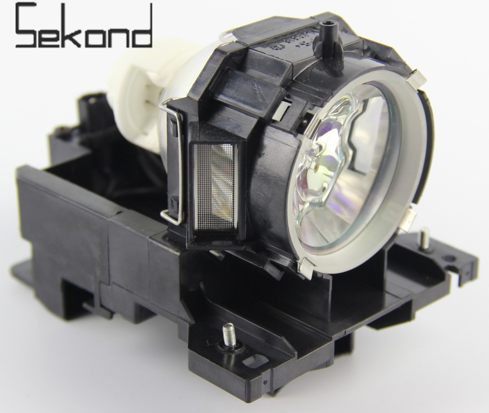 WoProlight DT00771 Projector Lamp with Housing For Hitachi CP-X505 CP-X605 CP-X608 CP-X600 HCP-7000X dt00771 cpx605wlamp lamp with housing for hitachi cp x605 cp x608 cp x505 cp x600 pj1158 projectors