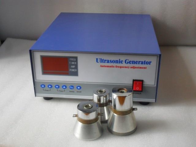 130khz 600w High Frequency Ultrasonic Generator 130khz Diy