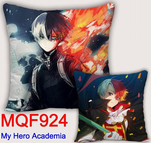 Аниме подушка двусторонняя Моя геройская академия вариант 2 1