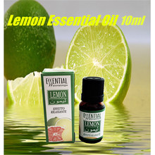 Lemon Essential Oil Pure Natural Humidifier Massage Spa Beauty Salon Pedicure Cleaning Air  Refreshening 10ml