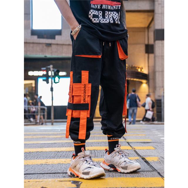 Pants Streetwear Tactical Pants Harem Pants Men Sweatpants Mens Casual Harem