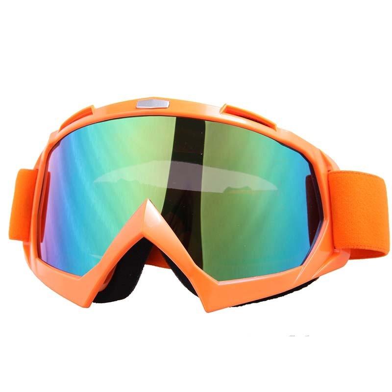 2017 NEW Eyewear Snow Snowboarding Glasses Snow/UV- Protection Multi-Color Anti-fog Lens Skiing Goggle