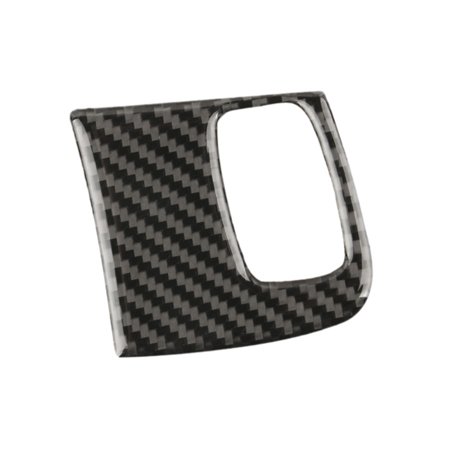 For Audi A4 B8 2009 2010 2011 2012 2013 2014 2015 2016 Carbon Fiber Ignition Key Hole Frame Cover-in Interior Mouldings from Automobiles & Motorcycles