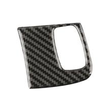 Voor Audi A4 B8 2009 2010 2011 2012 2013 2014 2015 2016 Koolstofvezel Contactsleutel Gat Frame Cover