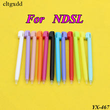 cltgxdd Muticolor Handheld Video Game Plastic Touch Stylus Pen Sensitive For Nintendo DS Lite DSL For 3DS XL(China)