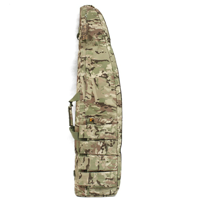 Image 3 - Tactical 98 118CM Heavy Gun Slip Carry Bag Rifle Gun Protection Case Shoulder Bag Nylon Pouch Outdoor Airsoft Paintball Hunting-in Holsters from Sports & Entertainment
