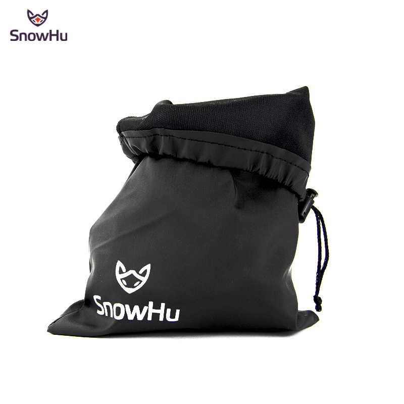 SnowHu for GoPro Accessories Storage Bag Receive Bag Headband Chest Belt For Gopro hero 8 7 6 5 4 for Xiaomi 4K lite sjcam GP52