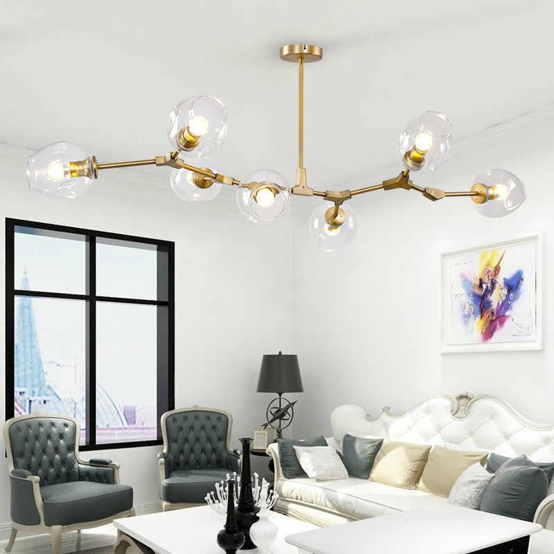 Винтажный Лофт промышленные подвесные светильники черного золота подвесные светильники в стиле ретро для барная лестница столовая
