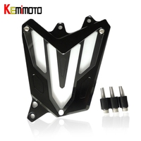 For YAMAHA MT 07 FZ 07 MT07 CNC Aluminum Front Sprocket Cover Motorcycle Part For Yamaha