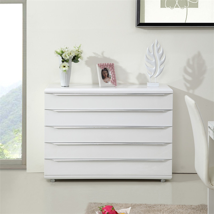 large capacity shoe racks storage chest of drawers Living Room ...