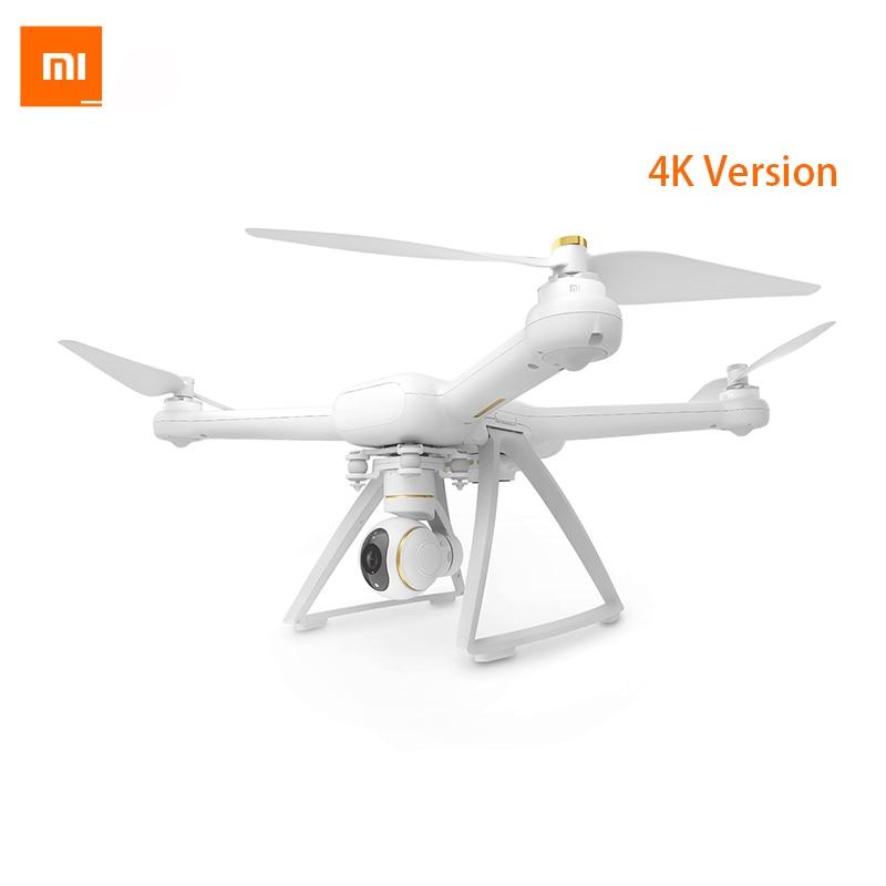 Xiao mi Drone WIFI FPV avec 4 K 30fps 3 axes cardan RC quadrirotor RTF