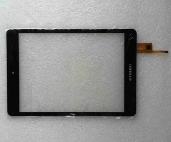New original 7.85 inch tablet capacitive touch screen ycf0412-b free shipping