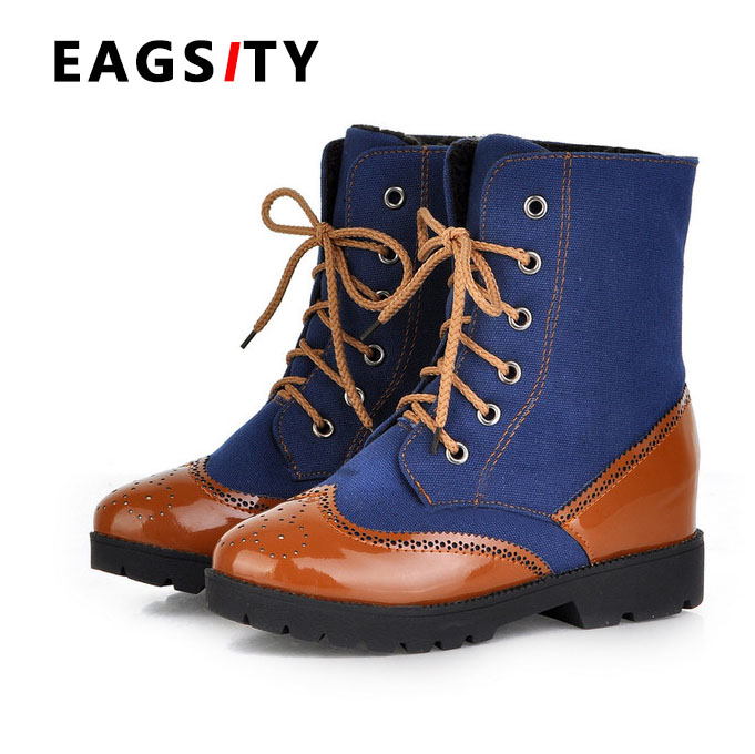 Popular Vintage Ankle Boots Lace up-Buy Cheap Vintage Ankle Boots ...