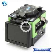 High quality KL-280G Fiber optical Fusion Splicer optical fiber cleave FTTH fusion splicer(China)