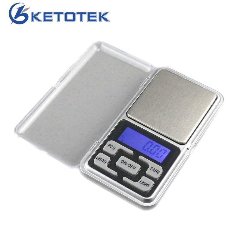 100g/200g/500g 0.01 précision numérique Balance de poche Portable bijoux balances Balance de laboratoire Balance de diamant Balance