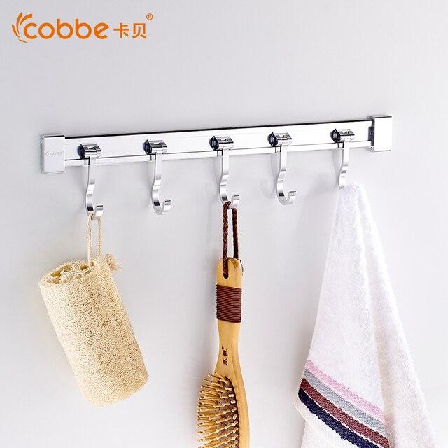 Specchio moderno robe ganci per cucina in alluminio spazio e ...