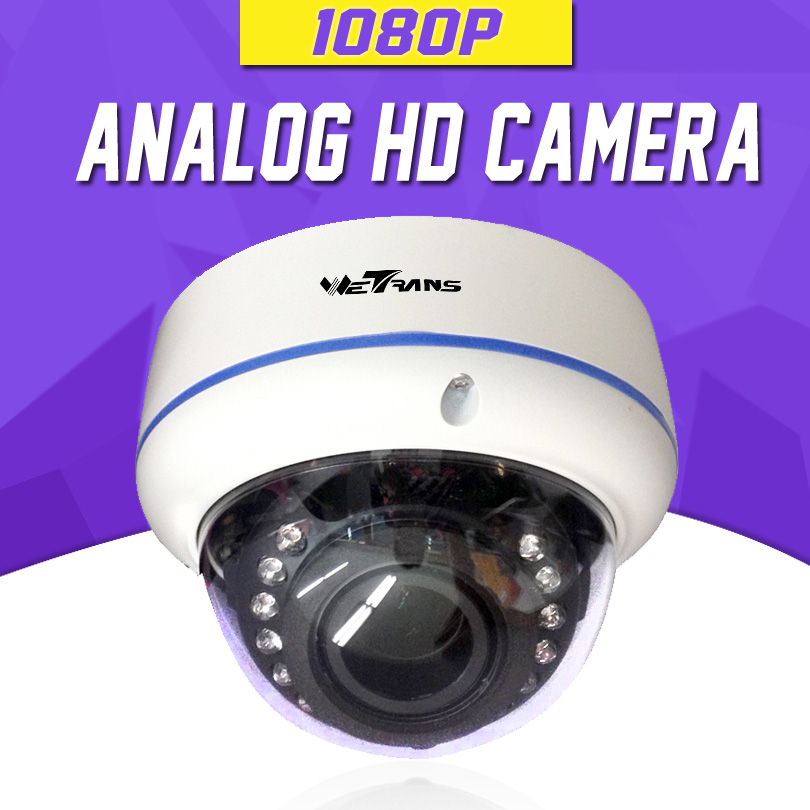 HDCVI Camera SONY CMOS Sensor Vandalproof Dome 2.0Megapixel Full HD 10m Night Vision 4 in 1 HD TVI 1080P AHD-H Camera 4 in 1 ir high speed dome camera ahd tvi cvi cvbs 1080p output ir night vision 150m ptz dome camera with wiper