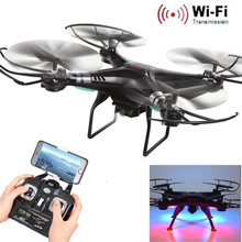 Best seller X5SW-1 6-Axis Gyro 2.4G 4CH Real-time Images Return RC FPV Quadcopter drone wifi with HD Camera One-press Return