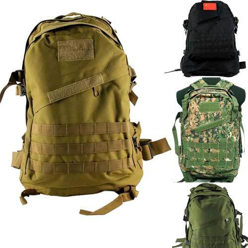 Aliexpress.com : Buy 3 Day MOLLE Assault Military Backpack Bag ...
