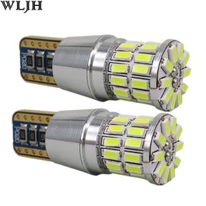 WLJH 2x Canbus LED T10 W5W Clearance Parking Led Car Light for AUDI A2 A4 8L 8P B5 B6 A6 4B 4F A8 D2 TT C5 C6 C7 S2 S4 Q3 Q5 Q7(China)