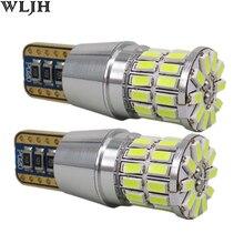 Wljh 2x canbus led t10 w5w просвет парковка свет автомобиля для audi a2 a4 8l 8 P B5 B6 A6 4B 4F A8 D2 TT C5 C6 C7 S2 S4 Q3 Q5 Q7
