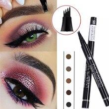 5 Color Eyebrow Pencil Waterproof