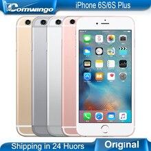 "Original New Apple iPhone 6S/6s Plus Unlocked IOS 9 Dual Core 2GB RAM 16/64/128GB ROM 4.7″&5.5"" 12.0MP Camera LTE Smart phone"