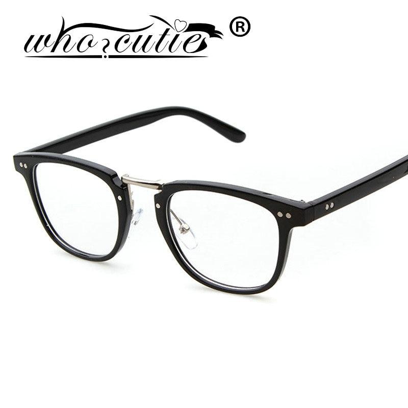 Us Eyeglass Frame Manufacturers : Aliexpress.com : Buy WHO CUTIE 2016 Women Eye Glasses ...